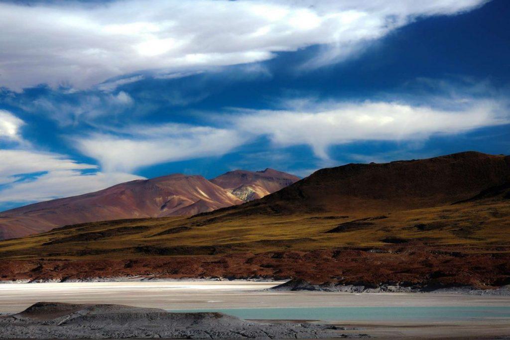 Атакама-озера-в-горах