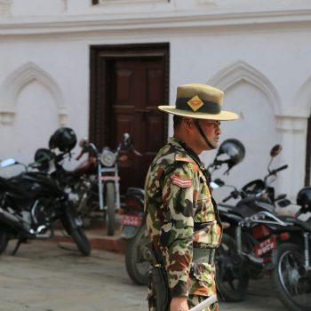 Военные Катманду