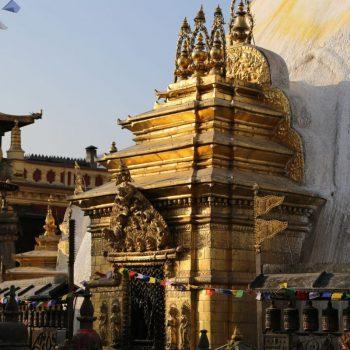 Катманду, Храм Обезьян