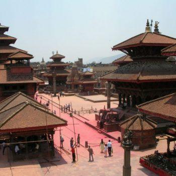 Древний Патан,Катманду