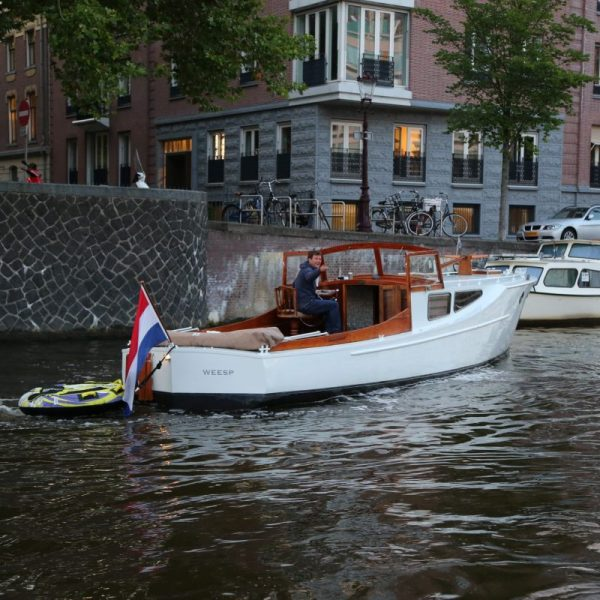 Амстердам,каналы