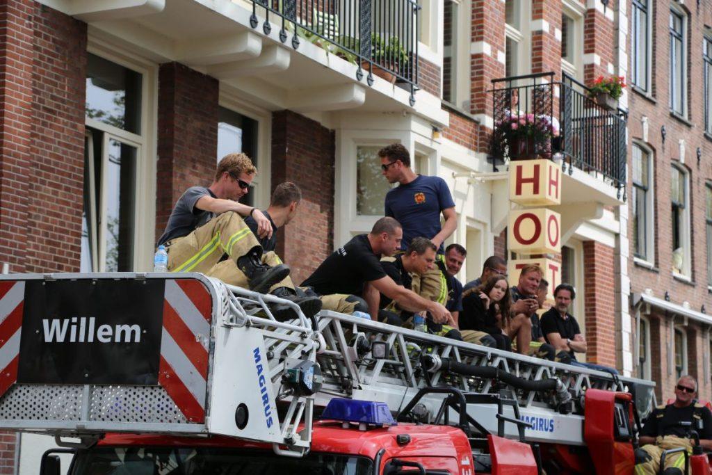 Амстердам, люди