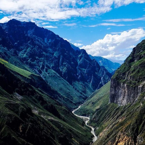 Колка-Каньон-Перу