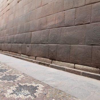 стена в перу