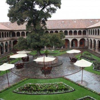 Куско после дождя, Перу