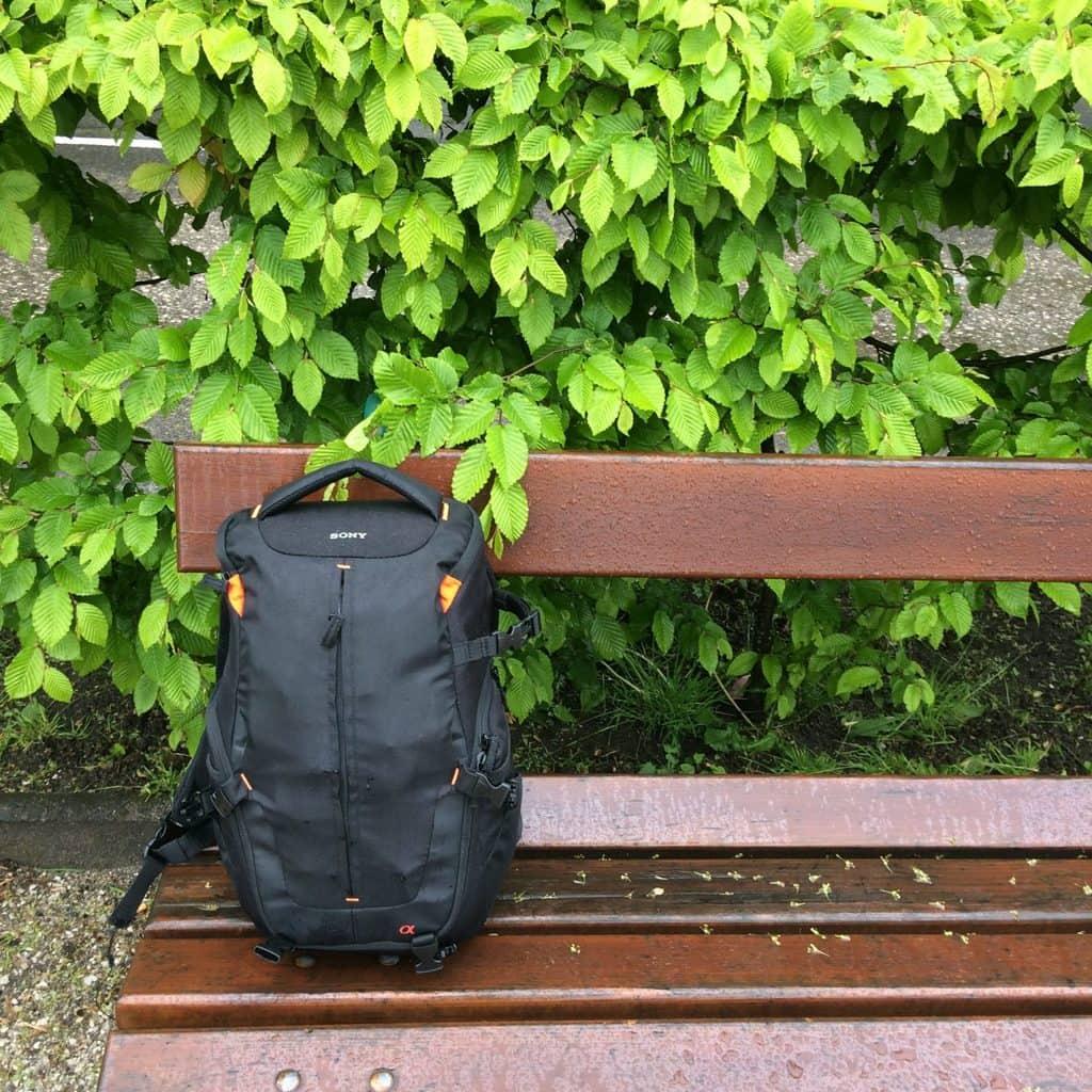 Треккинг в Альпах с рюкзаком