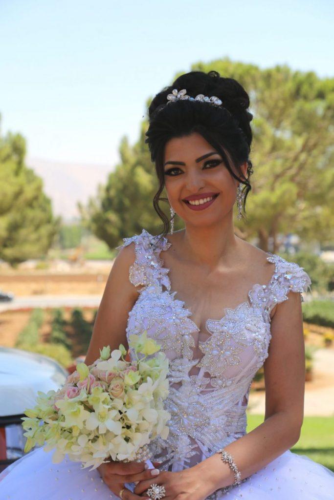 Невеста в Ливане