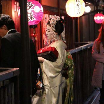 фото Гейши в Японии
