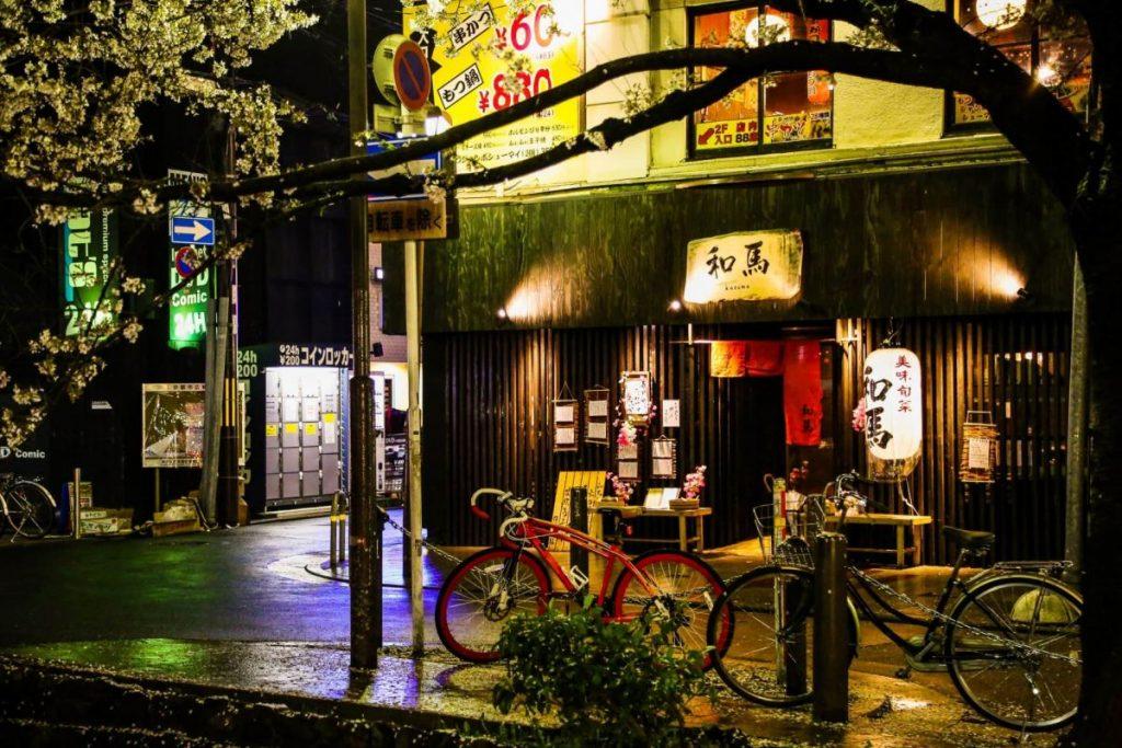 Путешествие по улицам Японии