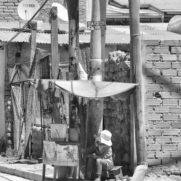 Жизнь на улицах Боливии