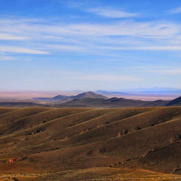 Пейзаж Боливии