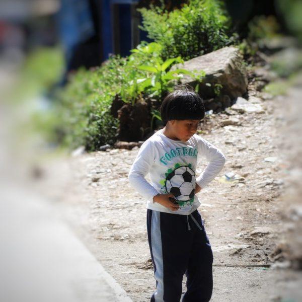Мальчик боливиец