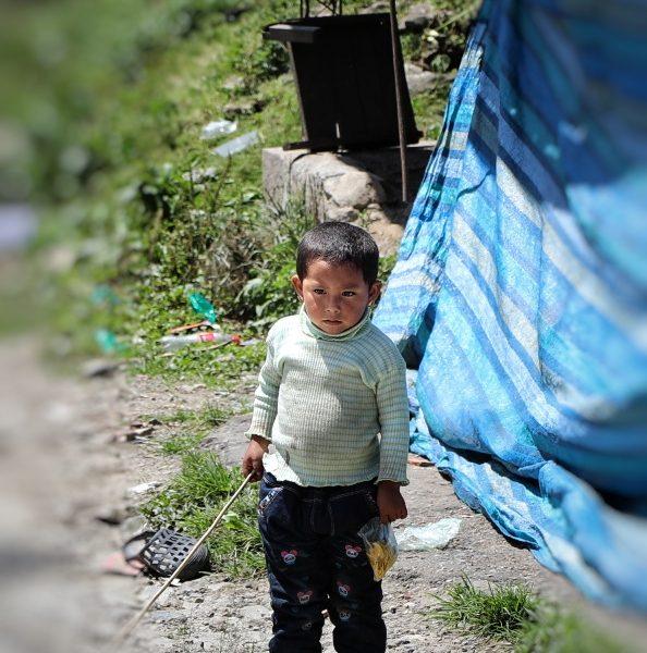 Дети, Боливия