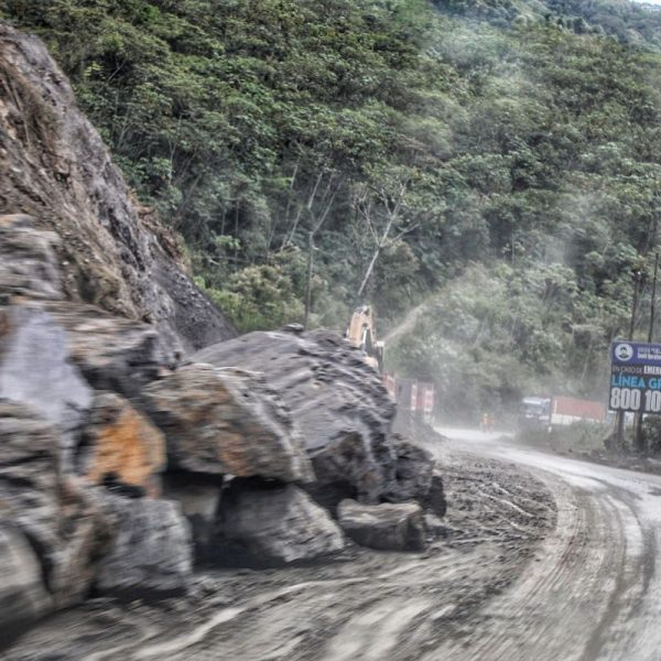 Дороги в Боливии