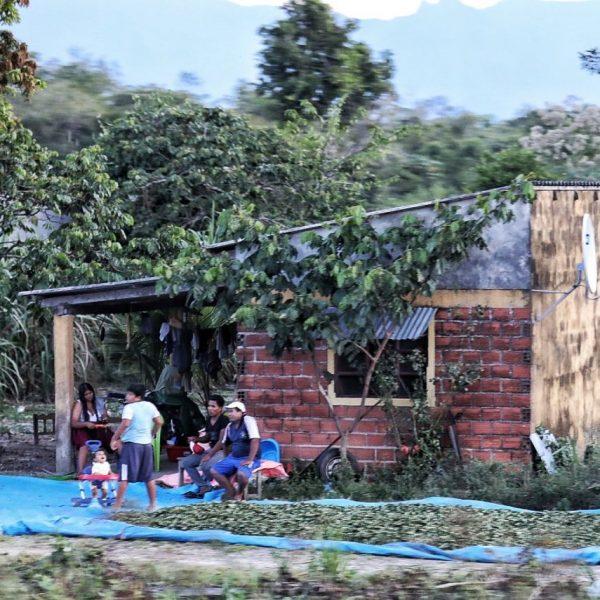 Местная жизнь Боливийцев