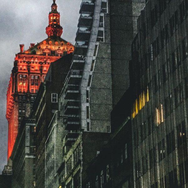 США, здания Нью-Йорка
