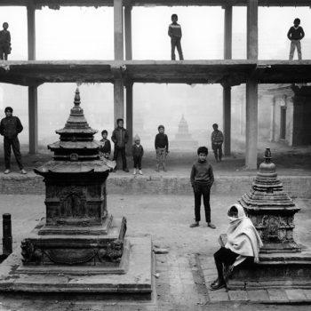 Фото детей в Непале