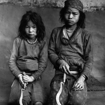 Дети Непал