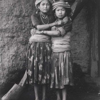 Фото, Непал, девочки
