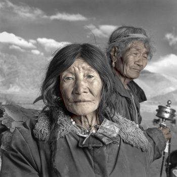 Старики из Тибета