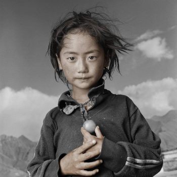 Ребёнок Тибетец