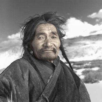 Портрет Тибетского мужчины