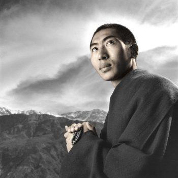 Юноша Тибет