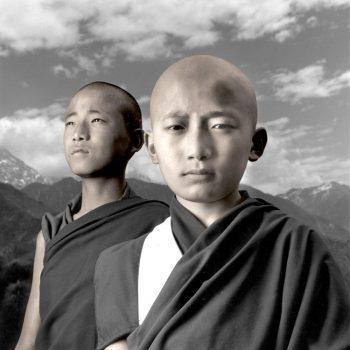 Малыши Тибета