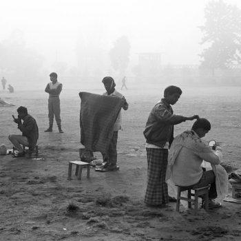Фото, Непал, Парикмахерская