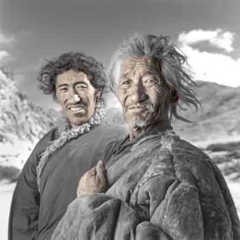 Старики Тибет