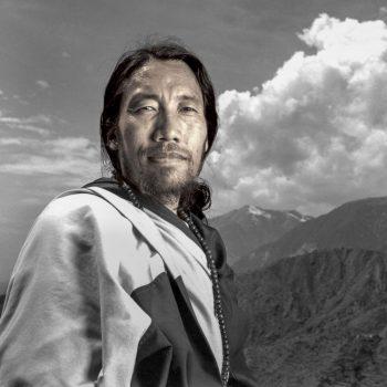 Тибетский мужчина