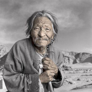 Старик Тибет