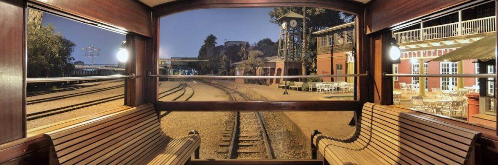 африканский поезд, Shongololo Express