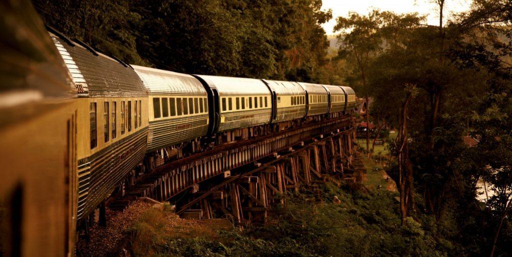 Роскошные поезда