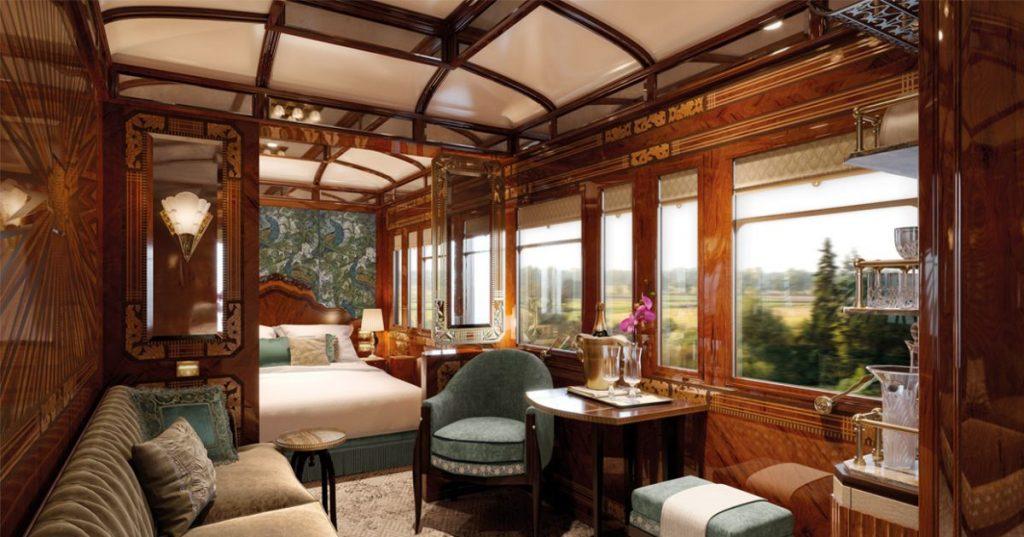 Италия, Франция Venice Simplon-Orient-Express