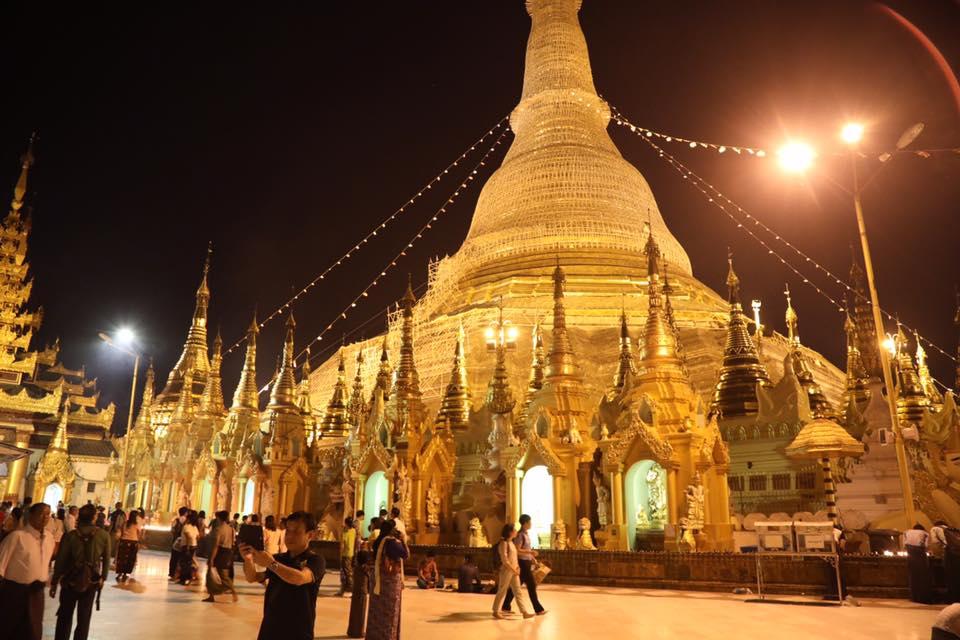 буддизм в Бирме