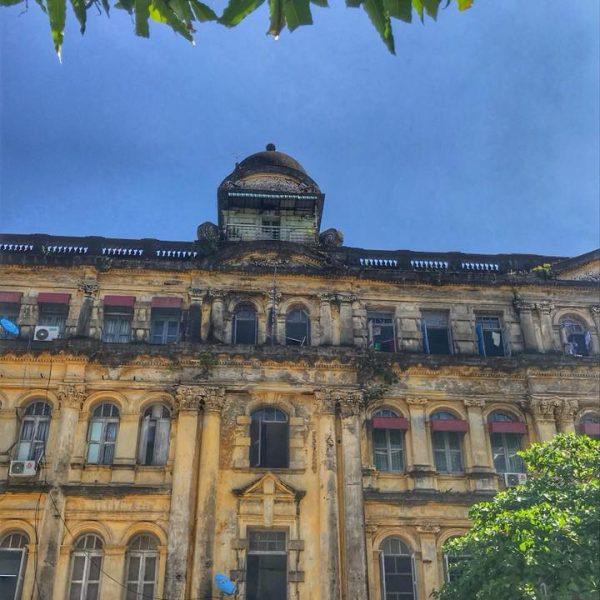 Дома в Бирме