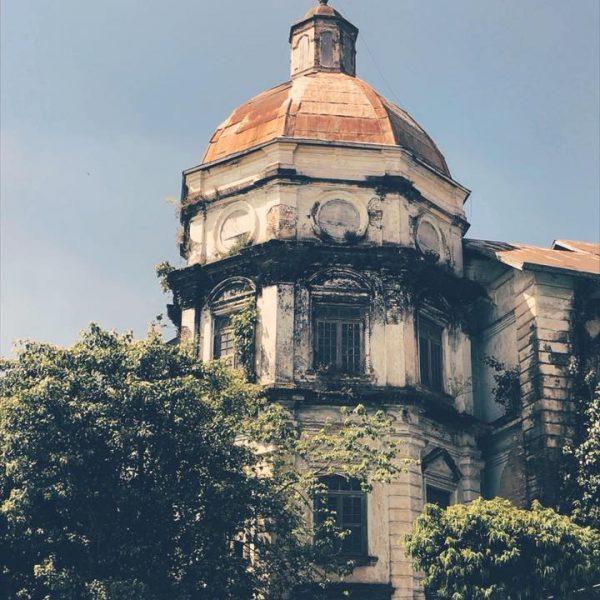 дом в Янгоне