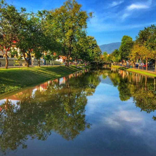 город чианг-май в тайланде