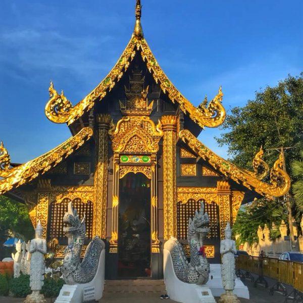 храмы, тайланд