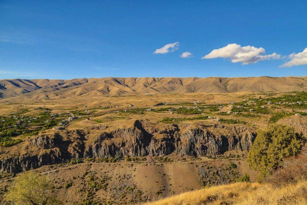 Армения-ущелье
