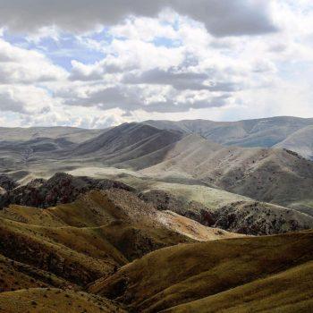 Горы в Армении
