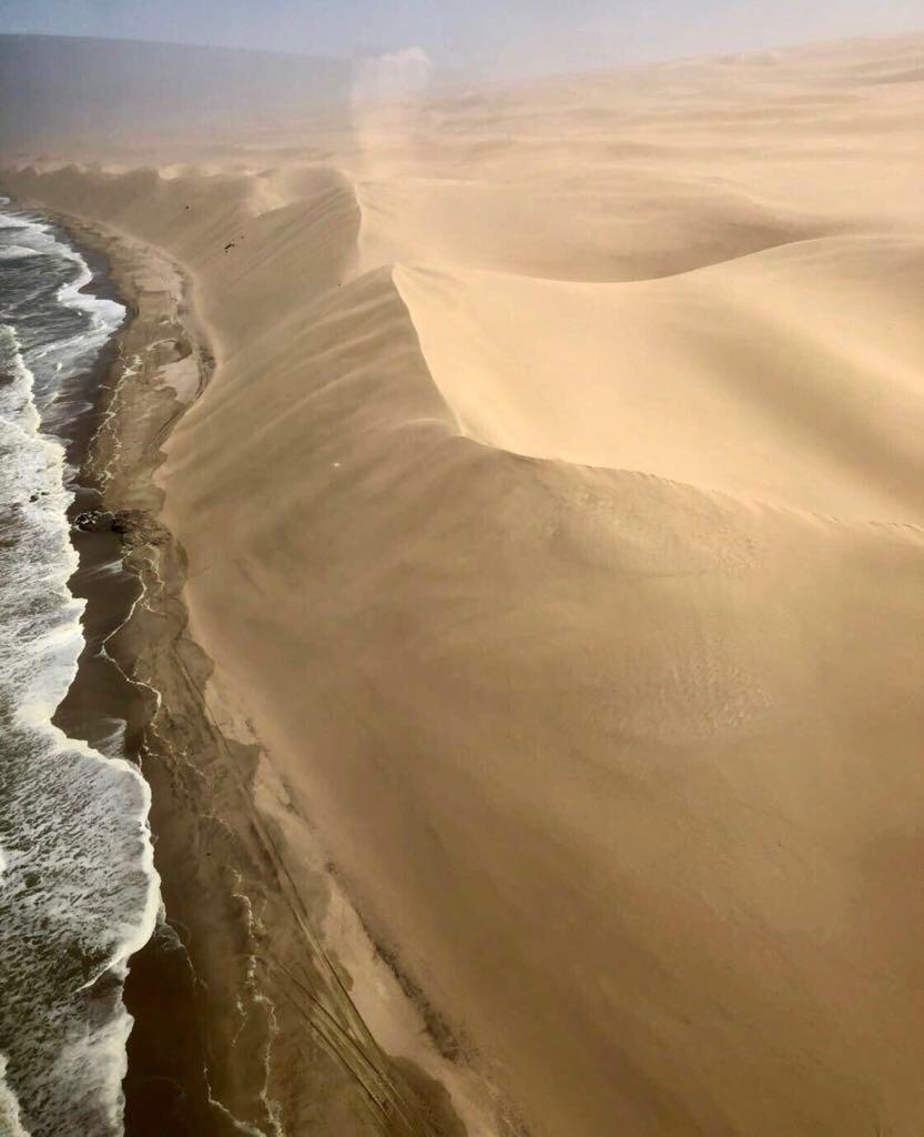 Берег-Скелетов, Намибия