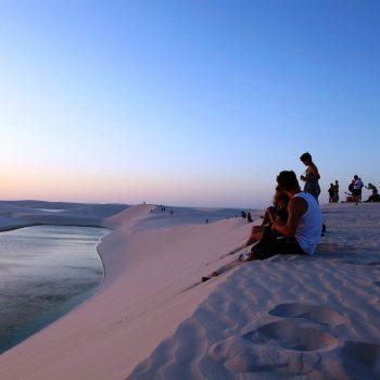 Пустыня в Бразилии