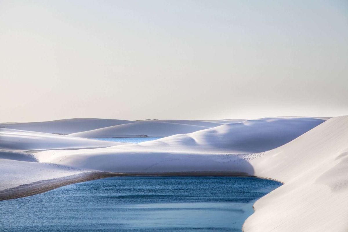 Бразилия, воды пустыни