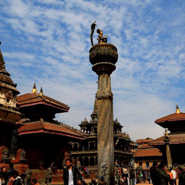 История Катманду, Непал