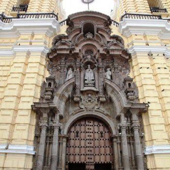 Лима, собор, Перу