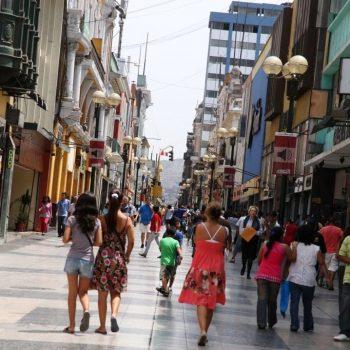 Город Лима, Перу
