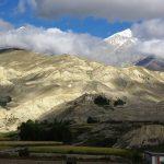 Королевство Мустанг, горы