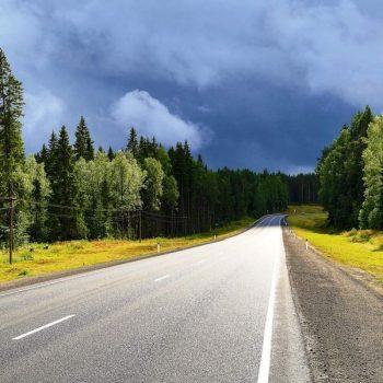 Путешествие по России (дорога)